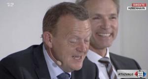 Publicistklubben Dagen efter valget partiledere