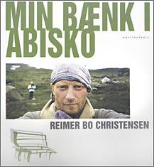 Min Bænk i Abisko - bog omslag